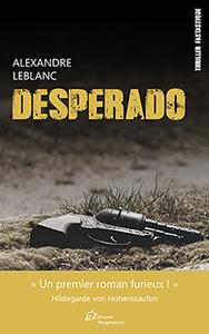 Roman thriller fantastique Alexandre Leblanc
