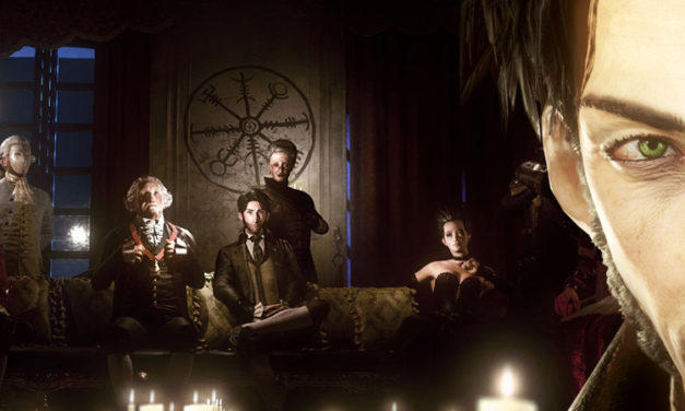 The Council : Dix petits nègres chez Lovecraft