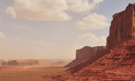 Desperado : thriller boiteux dans le désert